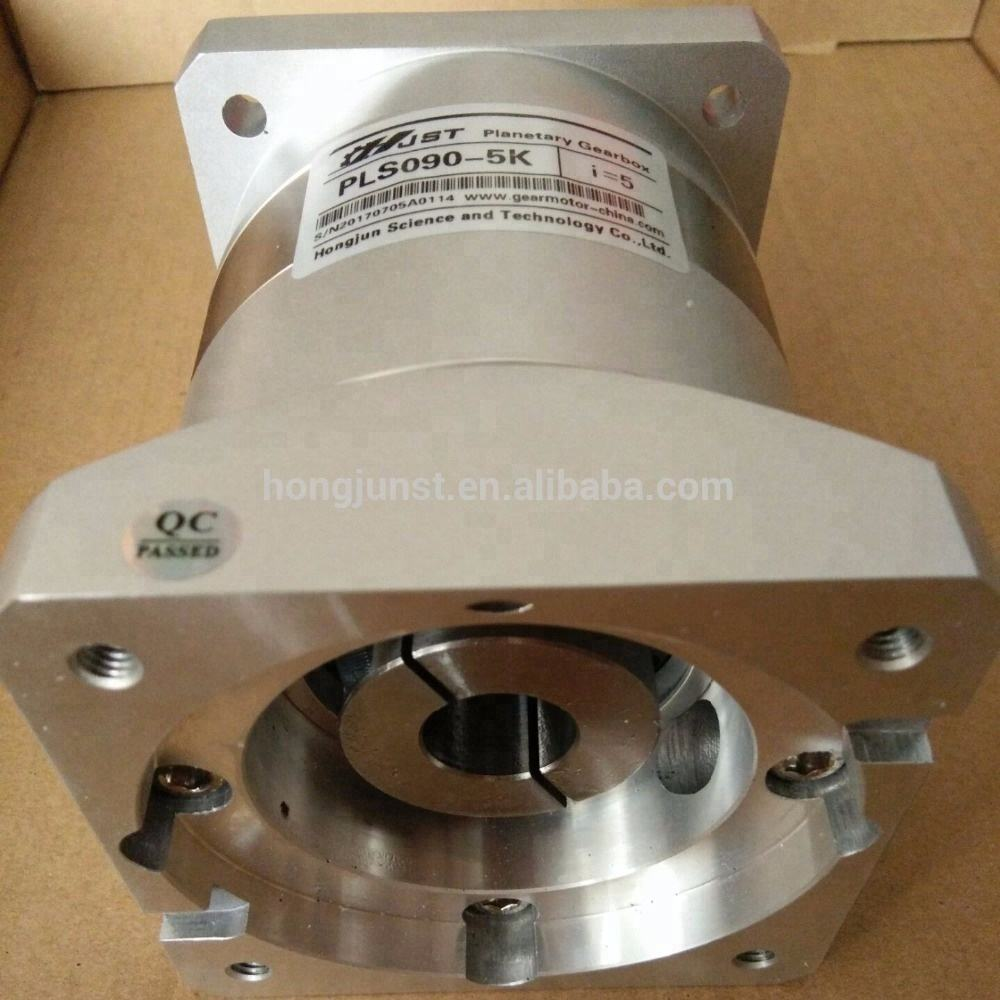 PLF90 2 Stage Servo and Stepper 90mm Reduction Planetary Speed Reducer