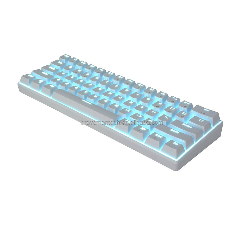 Cherry Kailh Longhua Mechanical Switch Bluetooth Wireless Mechanical Gaming Keyboard