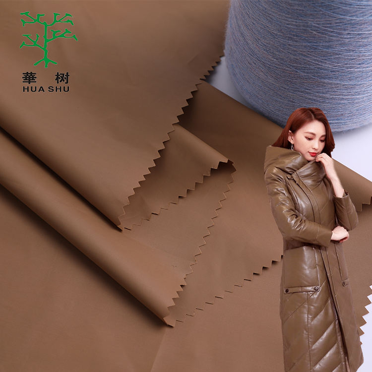 2020 Chinese supply waterproof 100% polyester pvc coated lining fabric
