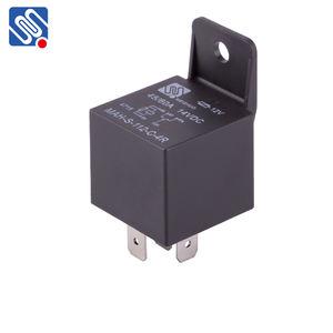5 stück hf32f kunststoff mini power relais 4 pin pcb typ schwarz