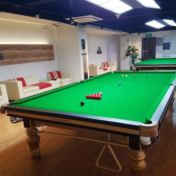2018 Most Cost Effective Pool Snooker & Billiard Tables