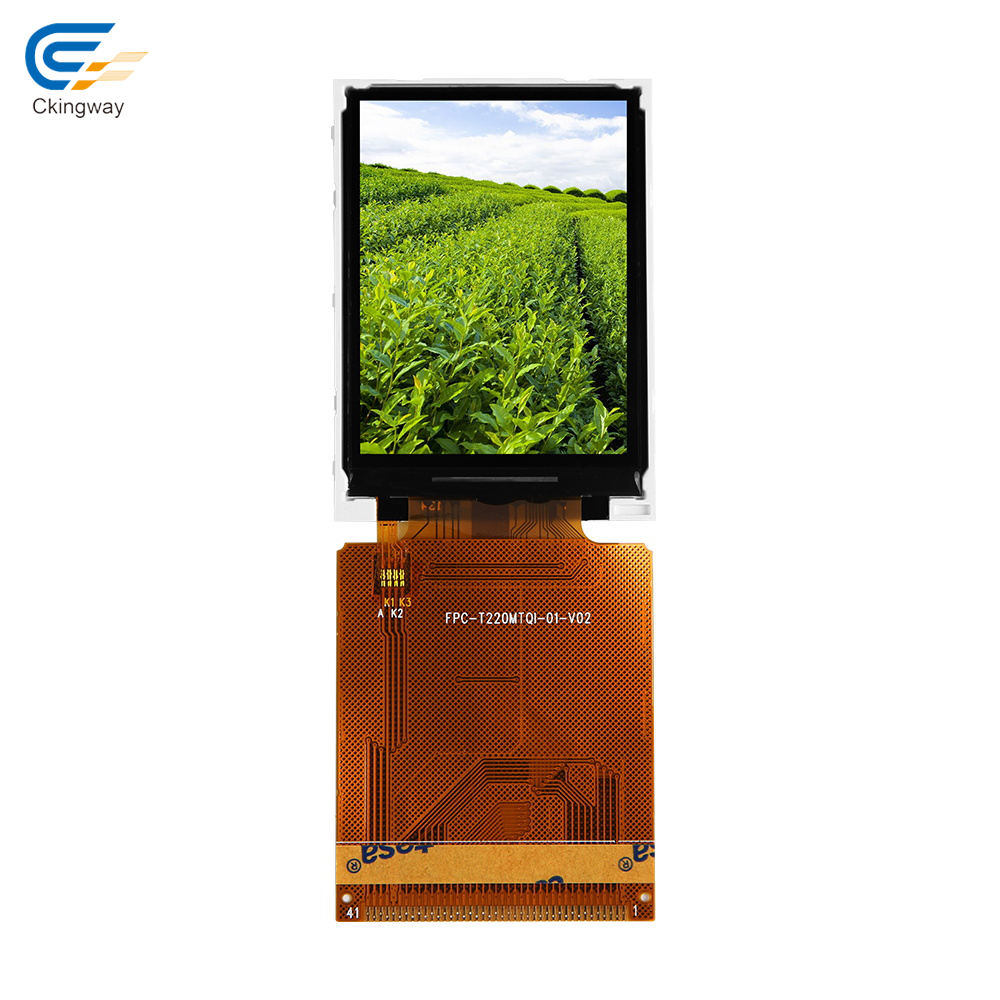 Display TFT de 2.2 POLEGADAS TFT LCD 41PIN 6 O'CLOCK