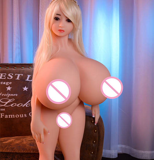 110cm japanese huge real huge chest F cup love anime mini sex doll for men adult sex toys YL-110-16