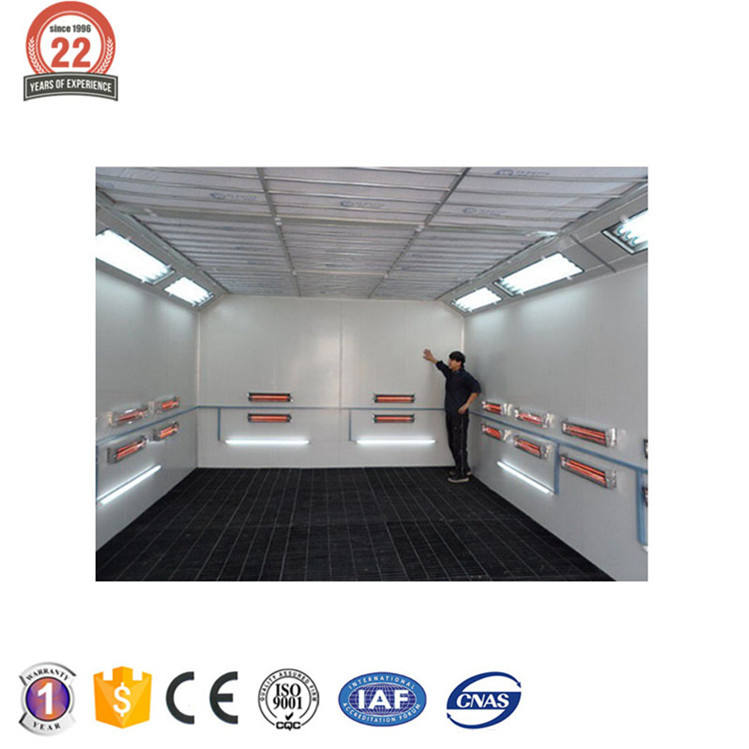Customized automotive industrial paint dry booth
