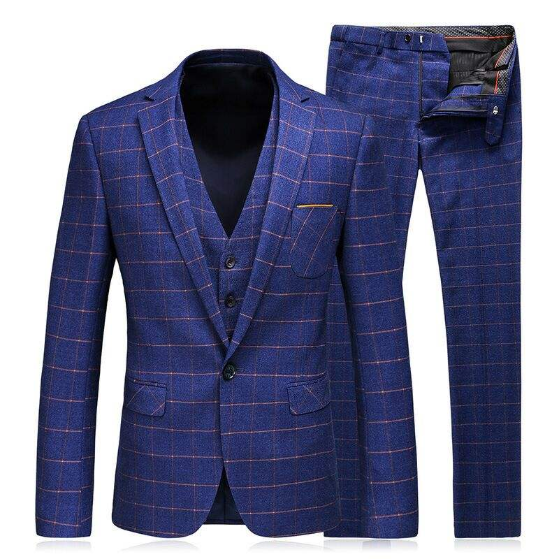 2020 MTM made to measure menswear Man suit three pieces suits for men