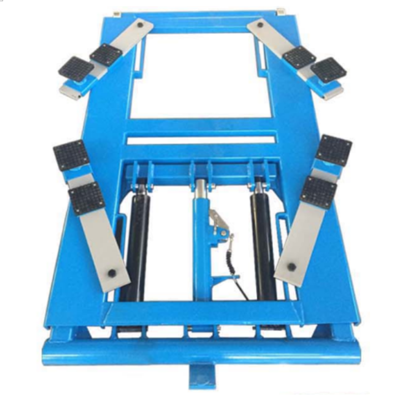 Mini Portable Scissor Car Lift Vehicle Car Hoist for sale