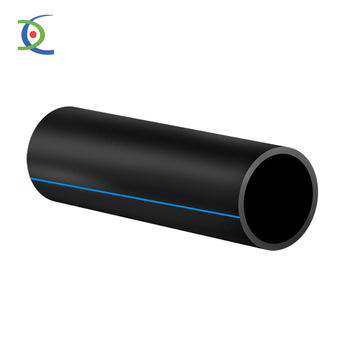 new 10 inch hdpe pipe with factory price