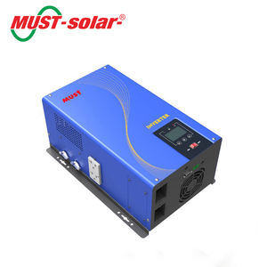 DC Ke AC Off Grid Solar Power Inverter 1500 Watt 110 V AC 12 V DC Converter