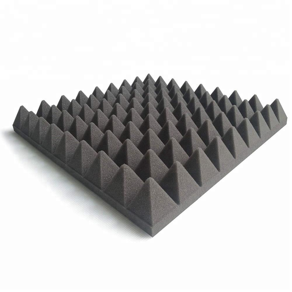 BONNO Acoustic Wall Panel Pyramid Pyramid Sound Panels Foam