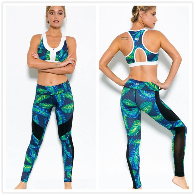 Plus size supplex fabric custom activewear manufacturers