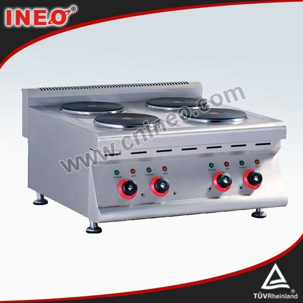 Small Style Table Top 4 Burner Electric Cooktop/Outdoor Electric Cooktop/2 Burner Electric Cooktop