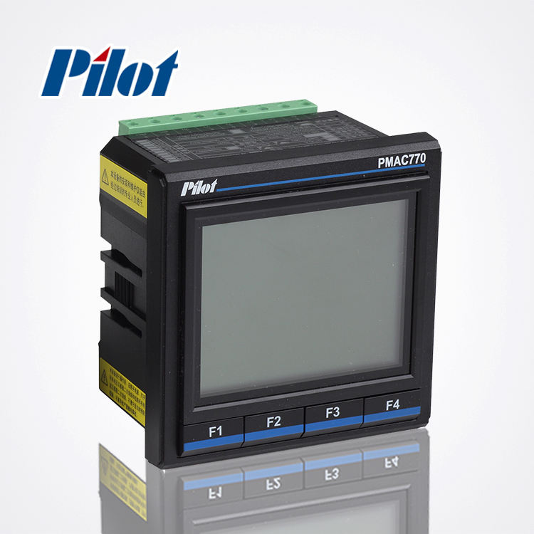 PILOT PMAC770 3-phase multifunction power meter