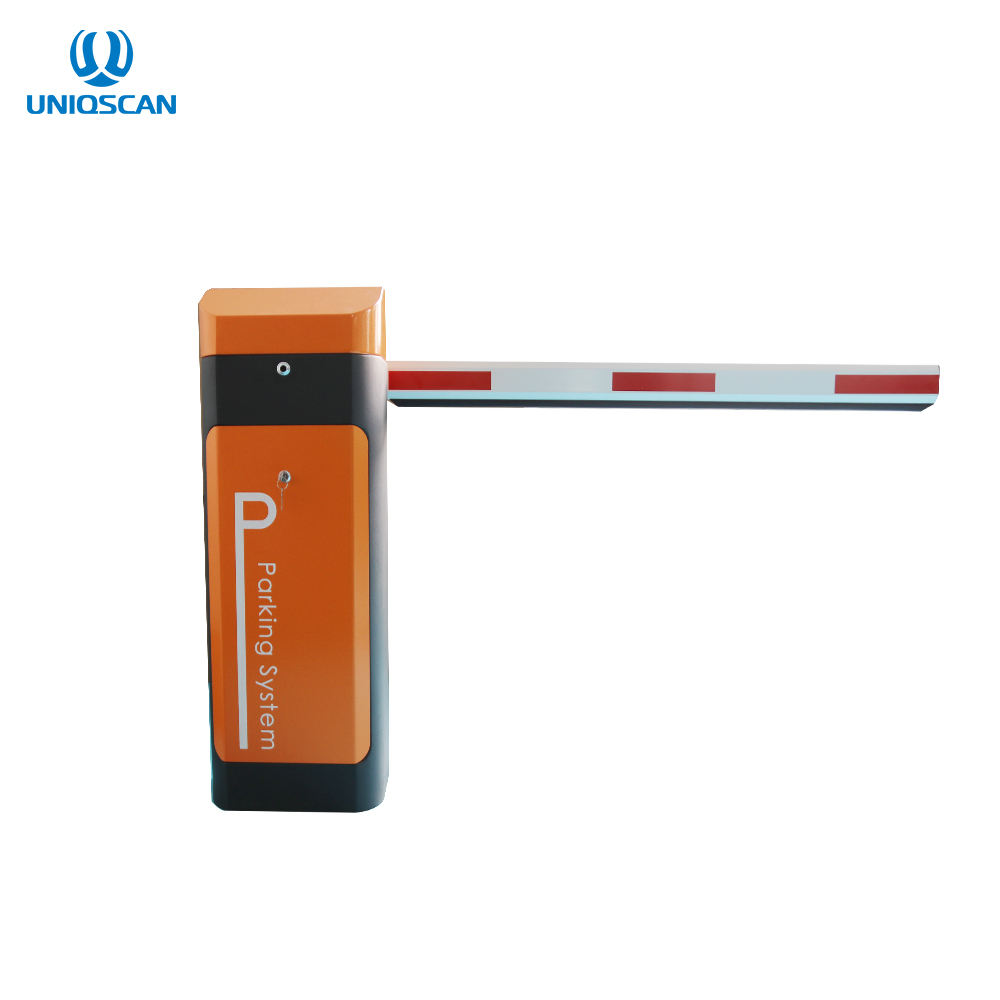 Brushless DC Motor Boom Barrier Gate / Parking Traffic Barrier / Automatic Vehicle Barrier