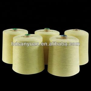 100 para aramid fiber yarn for textile fabric