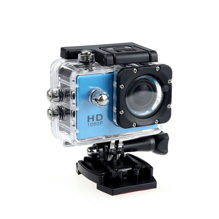 Factory lowest Price 720p action camera HD 2.0 inch wifi waterproof camera
