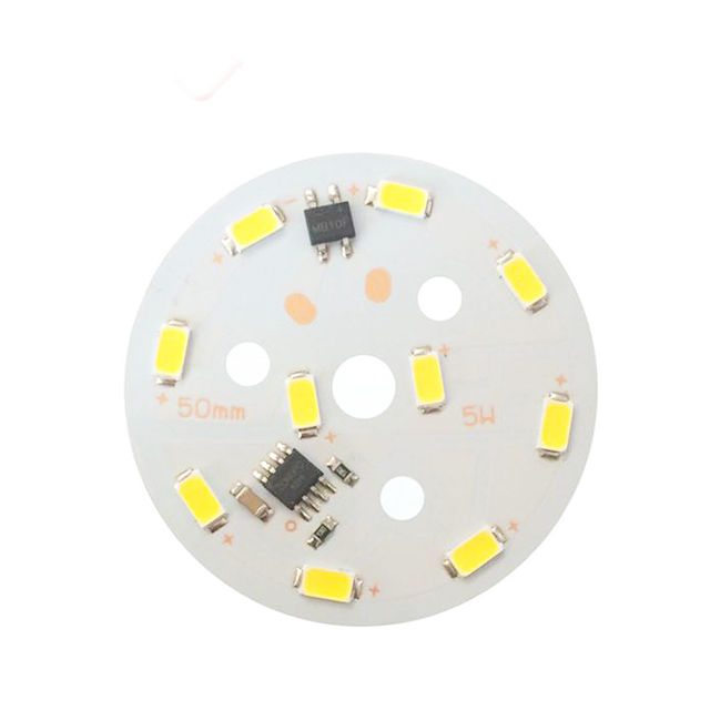 LED borad led Light board led bulb 220v pcb board led bulb driver pcb Metal PCB 9w led bulb pcb