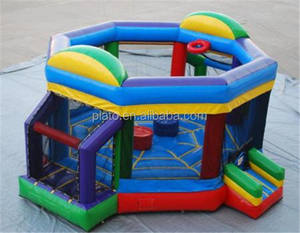 2020 Durable Cheap Giant Inflatable Boxing Ring For Sale