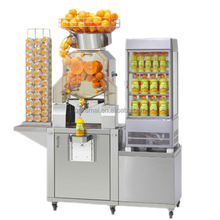 industrial auto orange juicing machine