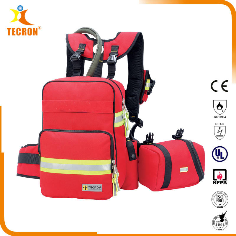 OEM Assemble Fireman Fire Fighting Rescue Backpack Bags