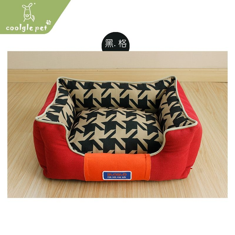 Luxury Swallow Gird Pet Bedding Accessory Warm Dog Beds Large House UK Pet Bed