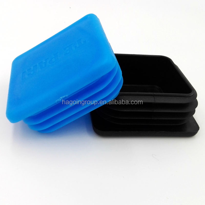 Custom 60mm <span class=keywords><strong>x</strong></span> 60mm, 65mm <span class=keywords><strong>x</strong></span> 65mm plastic pijp end caps