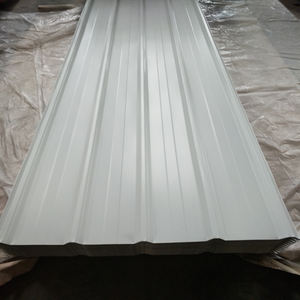 Prepainted colored galvanized iron roofing sheet price, zinc aluminium gi corrugated steel sheet, cheap metal roof sheet weight
