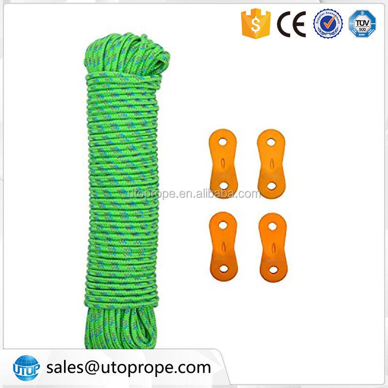 UTOP 2.5mm 31 m Pelle nylon <span class=keywords><strong>Nucleo</strong></span> corda della Tenda Riflettente Guy Corda <span class=keywords><strong>In</strong></span> <span class=keywords><strong>Polipropilene</strong></span>