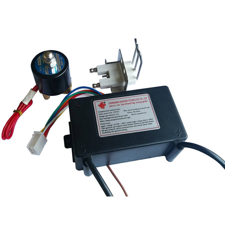 Pulse Igniter Module for Automatic Powder Coating Oven Temperature Controlling Box