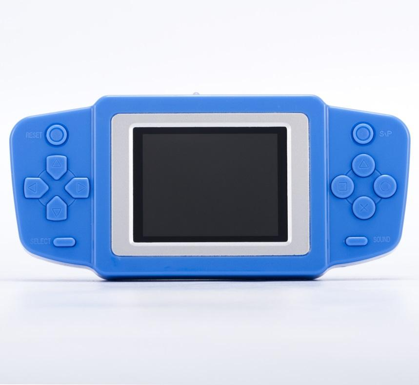 CoolBaby RS-33Nostalgic 2.5 인치 색 스크린 Handheld Game Console 두 번 Player