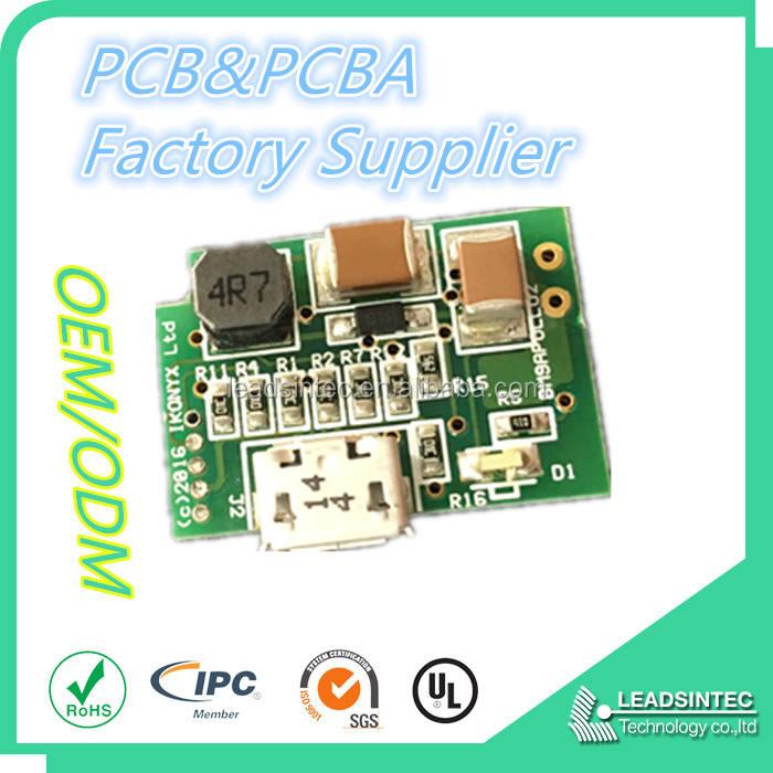 Sensor de umidade temperatura controlador de placa pcb assembléia serviços de cópia