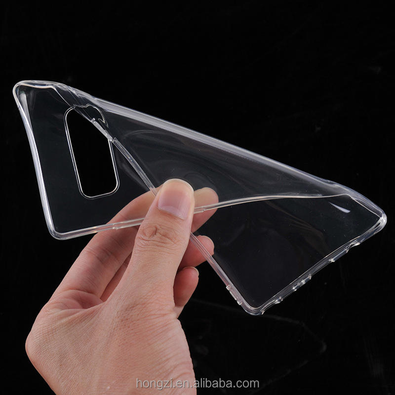New Transparent Crystal Clear Soft TPU Case For Samsung Galaxy S7 edge S6 S5 S4 A3 A5 A510 2016 Note 5 4 3 J5 Grand Prime Cover