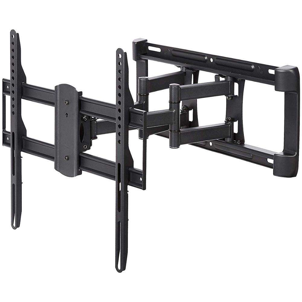 Dual Arm Full Motion Tv Wall Mount Bracket For 32inch To 65inch Tv - Buy Tv  Wall Mount Bracket,Heavy-duty Steel Construction,180 Degree Right-left  Swivel Screen Bracket Product on Alibaba.com