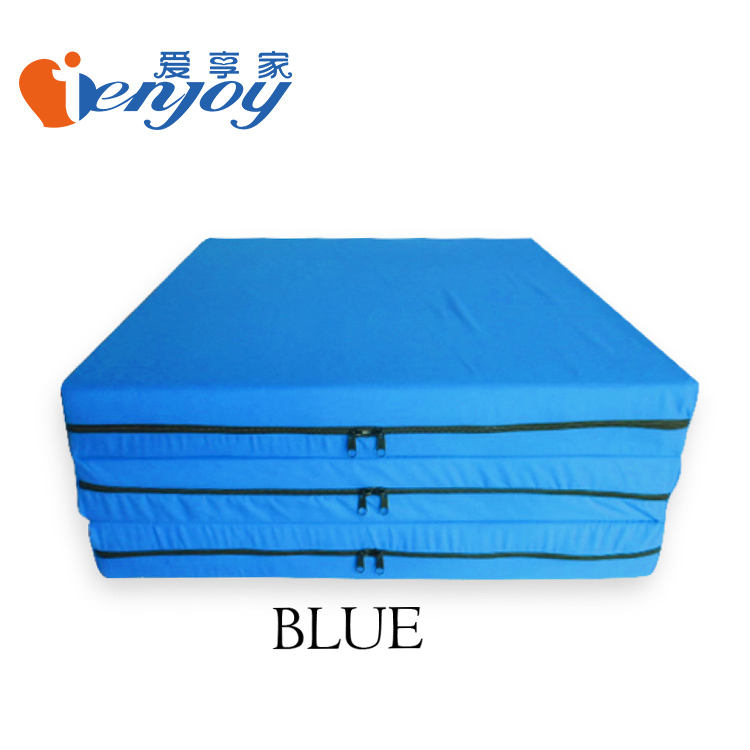 "Ienjoy Foldable Mattress 27*73*3"" Solid Camping Mattress"
