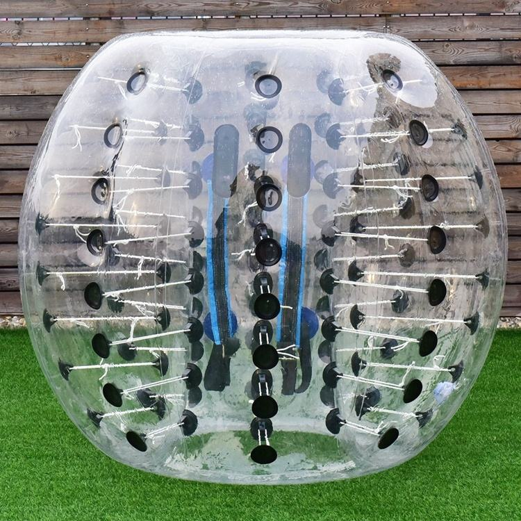 Eco-Friendly PVC Inflatable Bumper Bubble Soccer Ball 1.2M 1.5M For Adults And Teens