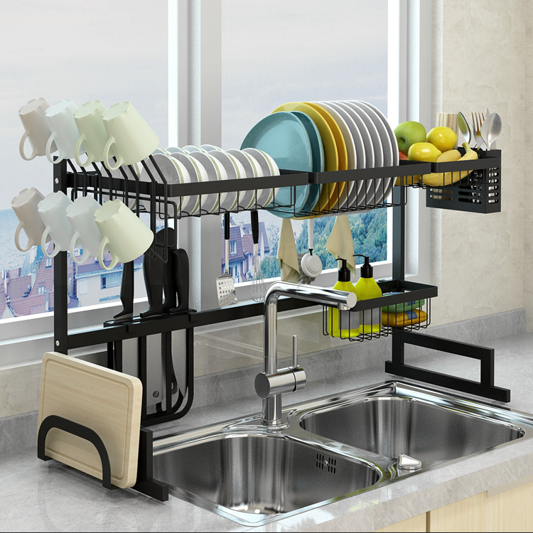 High Quality Kitchen Sink Stainless Steel Tray Rack