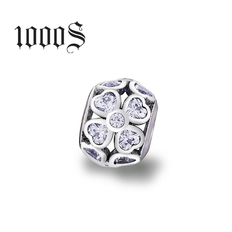 High Quality European Charms DIY 925 Sterling Silver Jewelry for Women