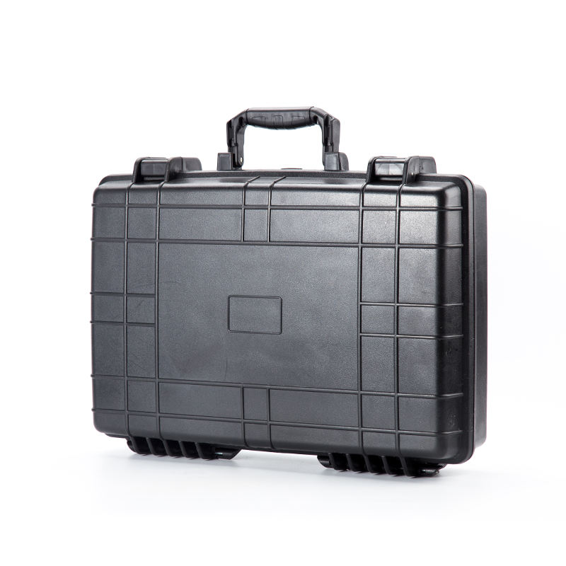 Hard plastic waterproof case Portable pc boxes
