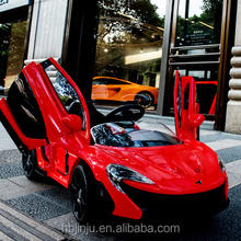 Bluetooth remote control Mclaren electric baby cars children battery ride on cars for kids