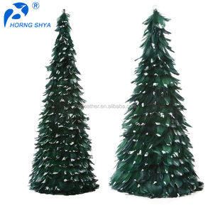 China Manufacturer Excellent Quality Christmas Tree Decorations Christmas Feathers feather crafts for sale