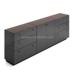 Chinese Manufacturer High Quality Wooden Commercial Furniture Office File Cabinet