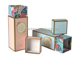 Wholesale Alibaba Decorative New Design Reed Diffuser Gift Packaging Box