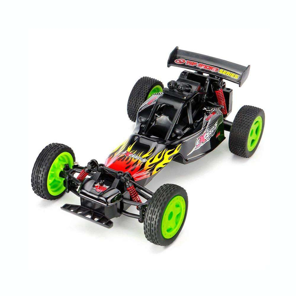 Fernbedienung Auto RC Autos Kart Auto Elektrische Fernbedienung Off-Road 2WD Maßstab 1:16 2,4 Ghz High Speed Racing buggy Off-road F