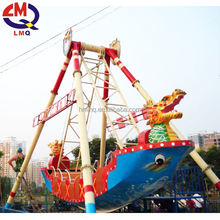 Theme park rides swing kids pirate ship amusement rider Manufacturers