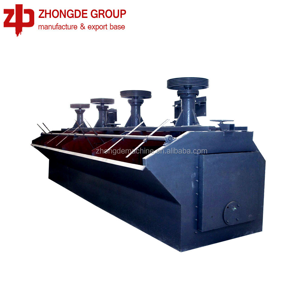 Metal BF Flotation Machine with automatic and electric control devices