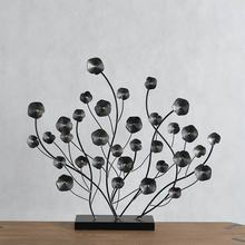 Mayco Luxury Metal Flower Office Decoration for Desk