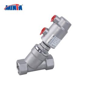 G3-A Pneumatic Stainless Steel Thread Ends Filling Valve With Stainless Steel Actuatorstainless steel