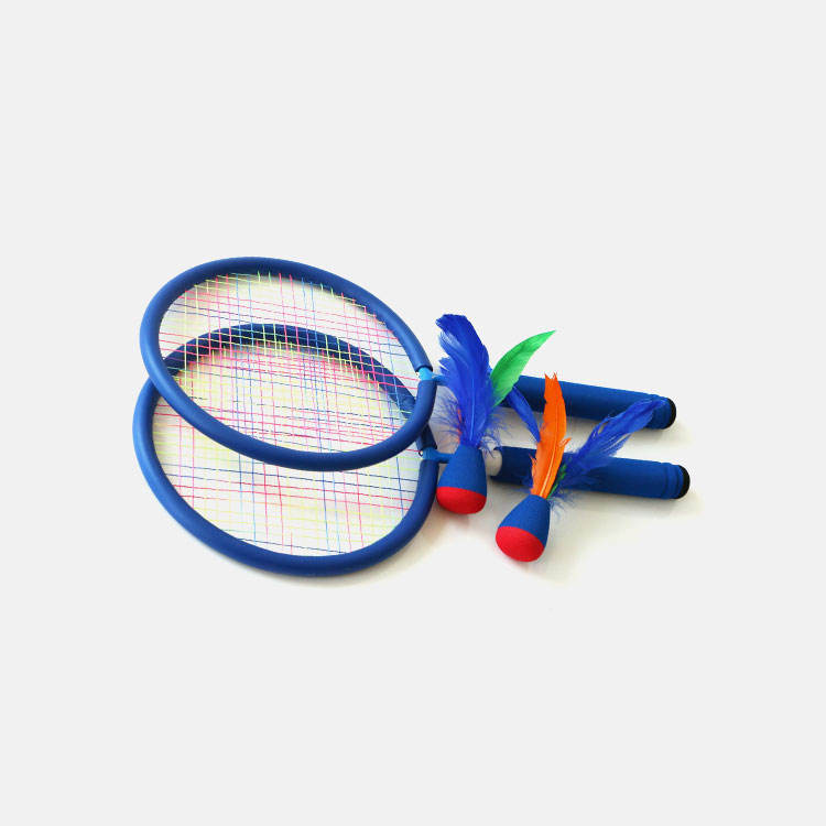 2018 Outdoor Geschenken Mini Kids Custom Badminton Rackets Set
