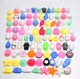 New Products 2019 Wholesale Silicone Squishy Anti Stress Toy Kawaii mini Mochi Squishy Toys