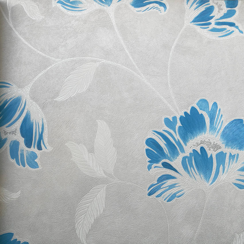 Flower Design PVC Wallpaper Low Price Pallpaper Manila Philippines