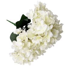 high quality artificial white hydrangea